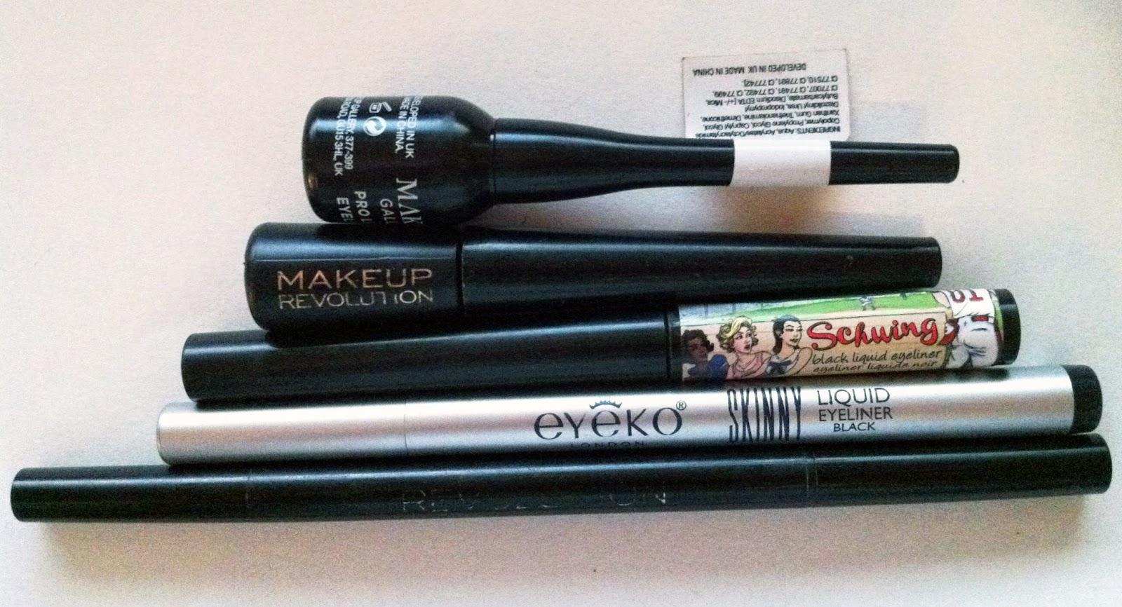 Makeup gallery pro liquid eyeliner