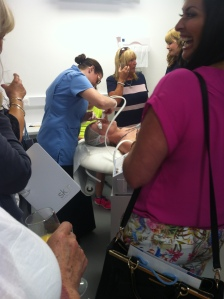 Live Microdermabrasion at Sk:n Cardiff