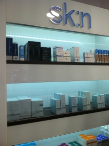 Products for sale at Skn Cardiff
