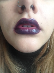 Collection Lipstick 2 Scorned Lipstick Swatches Review Lipstick Day (3)