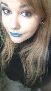Illamasqua Vendetta Lipstick Swatches Review Lipstick day (3)