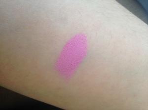 MAC Saint Germain Lipstick swatches review lipstick day (1)