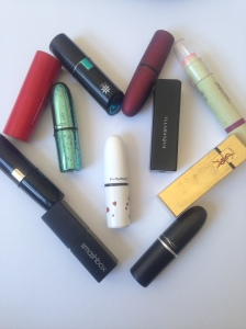 National Lipstick Day 2015