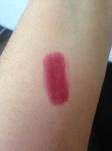Pixi Beauty Bitten Berry Tinted Brilliance Balm Swatches Review Lipstick Day (3)