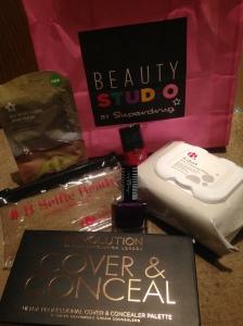 Beauty Studio by Superdrug birthday