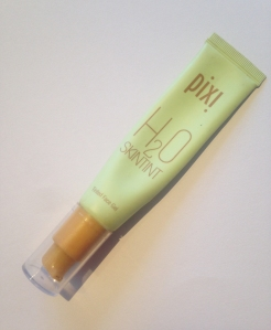 Pixi H2O SkinTint 02 nude review + swatches
