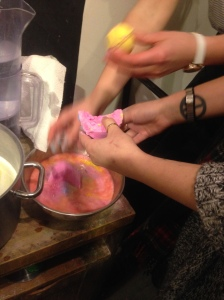 Lush Blogger Event Wales 2016