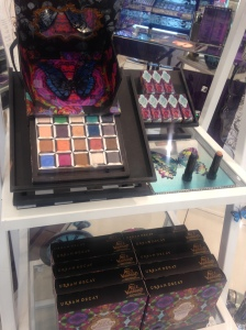Alice In Wonderland Urban Decay Review
