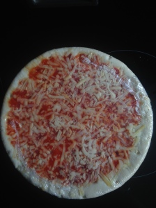 Tesco Every day pizza