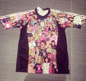 Paris SF Adidas Shirt