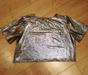 holographic top