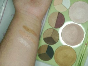 pixi palette rosette swatches