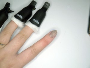 gel nail remover